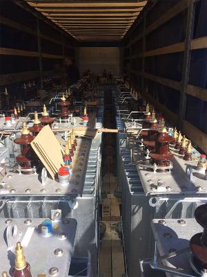 ОАО «МЭТЗ Им. В.И. Козлова» поставил более 150 штук трансформаторов в Литовскую Республику