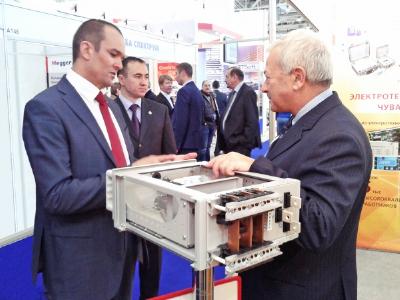 АО «НПО «Каскад» приняло участие в 17-ой Международной выставке «Электрические сети России»