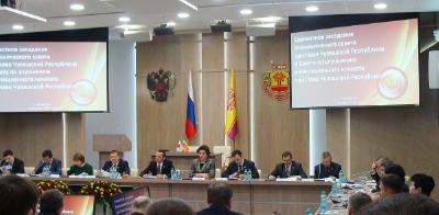 Импортозамещающая продукция АО «НПО «Каскад» представлена на заседании экономического совета при Главе ЧР.