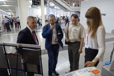 НПО «Каскад» на выставке «Иннопром»