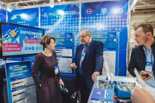 МТД «Энергорегионкомплект» принял участие в Электротехническом Форуме в Краснодаре