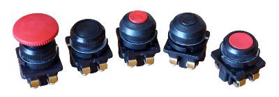 Выключатели кнопочные серии КЕ ТМ КЭАЗ - уже в продаже
