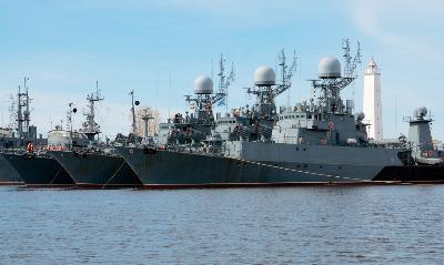 Боевым кораблям ВМФ РФ нужны отечественные автоматы