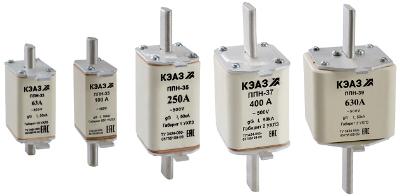 Предохранители ППН Х0 от КЭАЗ: эффективная и экономичная защита электрических сетей