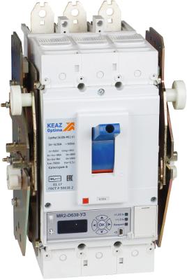 Новинка КЭАЗ: комплект для выдвижного исполнения OptiMat D400...630