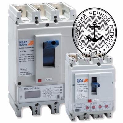 OptiMat D c речным регистром — высокая надежность на воде!