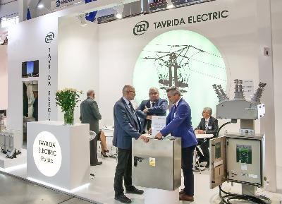 «Таврида Электрик» приняла участие в юбилейной выставке в Польше