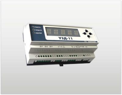 Комплексная и интеллектуальная защита электродвигателя УЗД-11