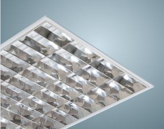 Встраиваемый светильник серии ЛВО06 BPR.