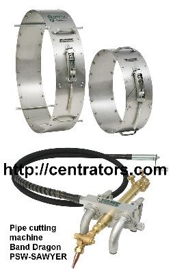 Оборудование для строительства трубопроводов от английской компании PSW Consultant (Engineering) Ltd.