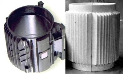 Реконструкция литейного цеха на основе достижения отечественной науки. Литье техническое и художественное