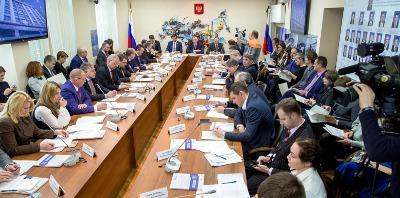 Михаил Струпинский принял участие в Экспертном совете по промышленным кластерам