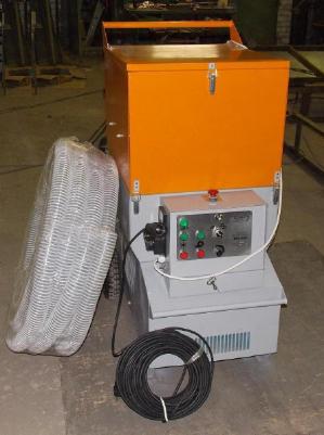 Профессиональные выдувные установки МН-800М для монтажа эковаты - изменения в конструкции