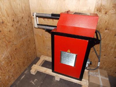 Машина контактной точечной сварки постоянного тока с пневматическим приводом МТВР-19052