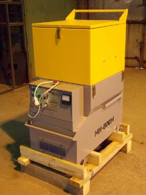 Профессиональные выдувные установки МН-800 для монтажа эковаты - транспортировка