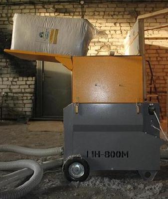 Профессиональные выдувные установки МН-800МК для эковаты