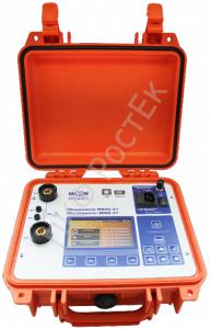 МИКО-21 на ток 200А новый микроомметр серии МИКО