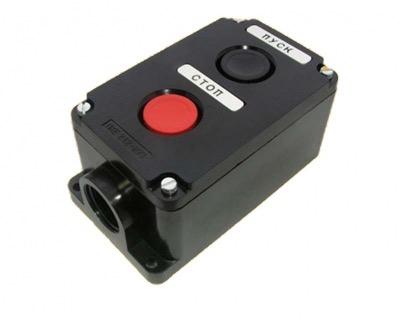 Пост кнопочный ПКЕ 212-2 за 120 рублей!