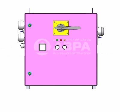 Модернизация выключателя рудничного с реле утечки ВР РУ