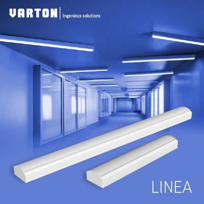 Светодиодные светильники LINEA