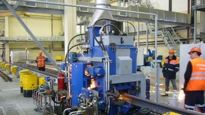 «Псковэлектросвар» поставил высокотехнологичное оборудование для электродепо «Печатники».