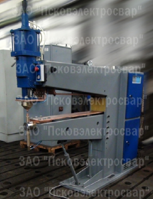 «Псковэлектросвар» производит машины сварки на новой элементной базе
