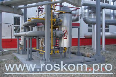 Подготовка газа, воздуха , очистка промышленных газов.