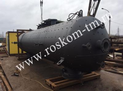 Изготовлено и отгружено оборудование СЕПАРАТОР РГ-1600/40-16000.00.00.00.ВО