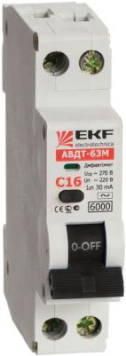 АВДТ-63М торговой марки EKF – большие возможности в маленьком корпусе