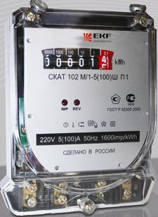 СКАТ 102 от EKF: современные технологии, классическое крепление на монтажную панель
