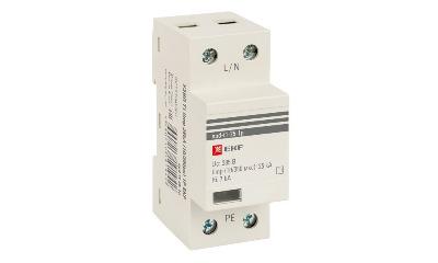 УЗИП T1 EKF PROxima – первый уровень защиты от разрядных токов