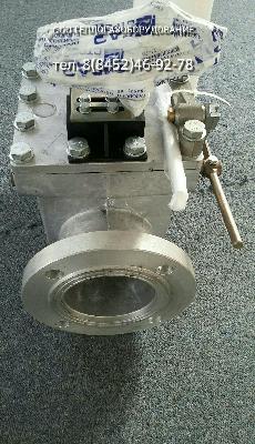 Клапан предохранительный электромагнитный газовый КПЭГ-80П 220В