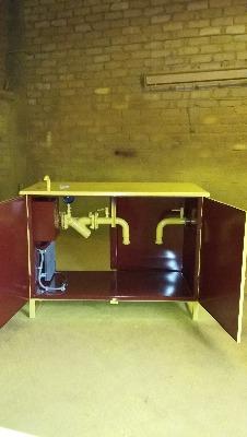 Пункт учета газа шкафной утепленный с электрическим обогревом ПУГ-ШУЭО-16 с счетчиком газа BK-G16