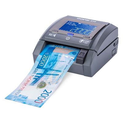 Новый Российский автоматический детектор банкнот Дорс 210 компакт