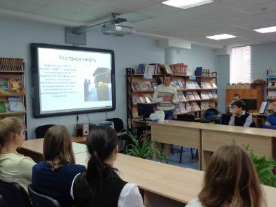 «АКИ-ОТЫР» знакомит школьников с профессией нефтяника