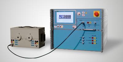 ����� ��������� ��������� EMC Partner AVI3000 ��� ��������� ������������ ������������ �������� ���������� DO-160 ������� 22 � MIL-STD-461/CS117