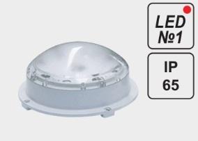 Расширен ассортимент светильников для ЖКХ - Iskra DBO-01-10-001.