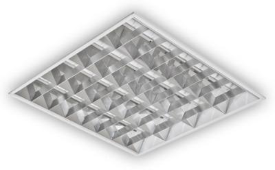 Расширен ассортимент светильников для офисного и торгово-административного освещения - Classic/R-418-03.