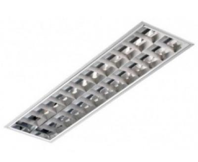 Расширен ассортимент светильников для офисного и торгово-административного освещения - Classic LED Т8/R-236-22.