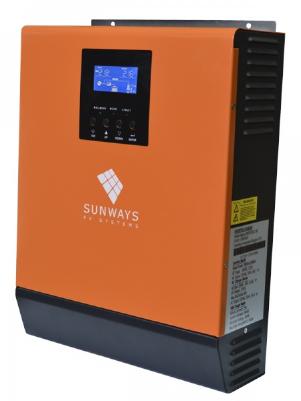 Обновленная серия инверторов Sunways
