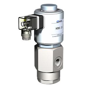 Клапаны Muller Co-ax на высокое давление
