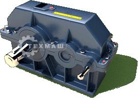 Двухступенчатые цилиндрические редукторы от производителя