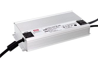 Высоковольтные светодиодные источники HVGC-650 от Mean Well
