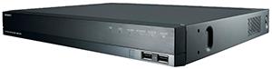 Новый 4K UHD видеорегистратор WISENET с РоЕ на 16 камер видеонаблюдения с любым кодеком