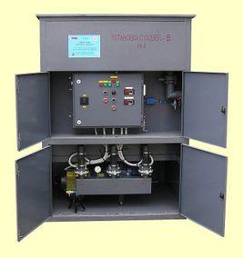 Установка осушки воздуха «ЭТМА Суховей-5 У1»