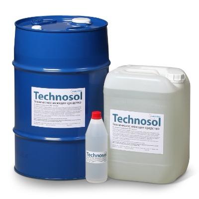 Техническое моющее средство ТЕХНОСОЛ
