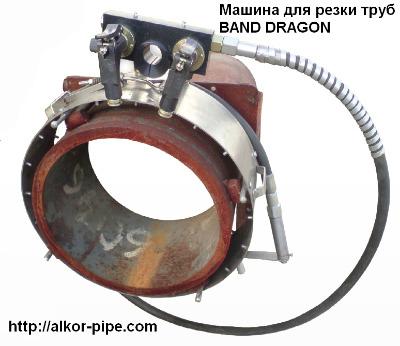 Оборудование для сварки, резки и монтажа труб SAWYER International (Англия)