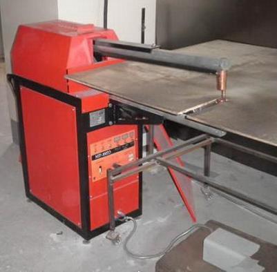 Контактная точечная сварка МТР-17053 - производство и продажа