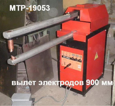 Производство и продажа новых модификаций машин контактной точечной сварки