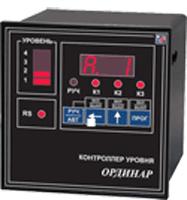 Контроллер (сигнализатор) уровня ОРДИНАР